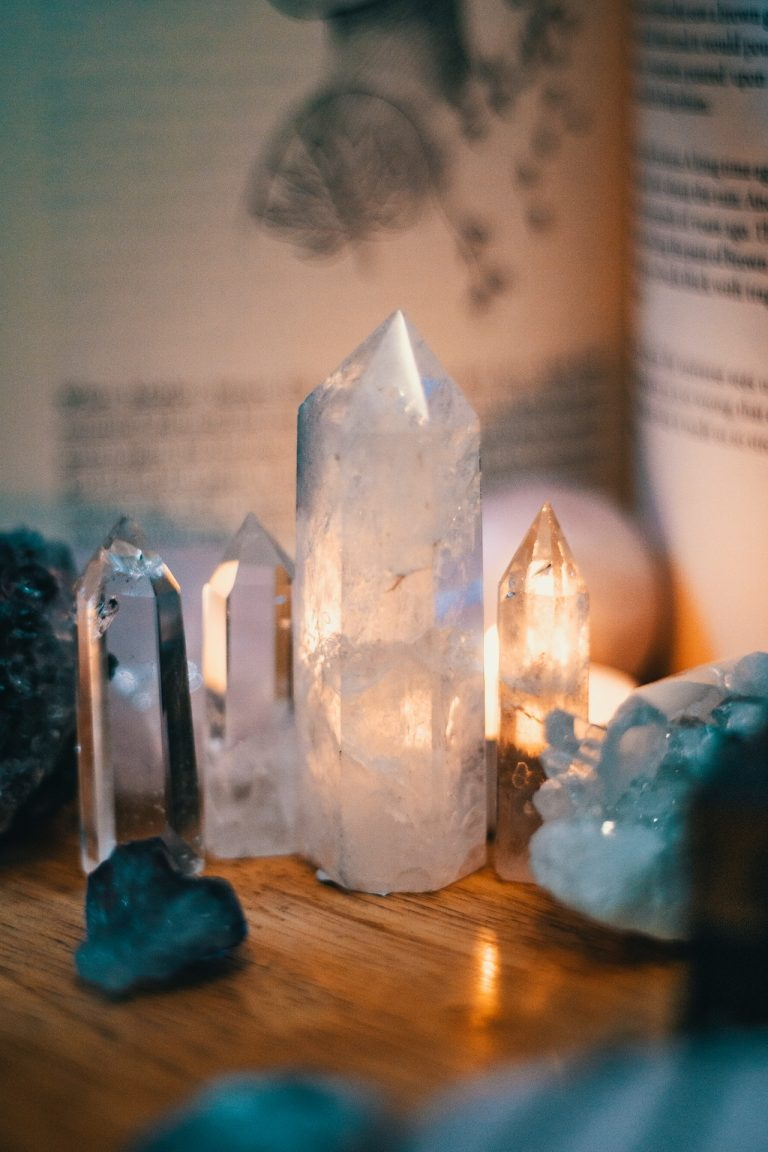 Read more about the article POWER UP YOUR CHAKRAS WITH CRYSTAL HEALING