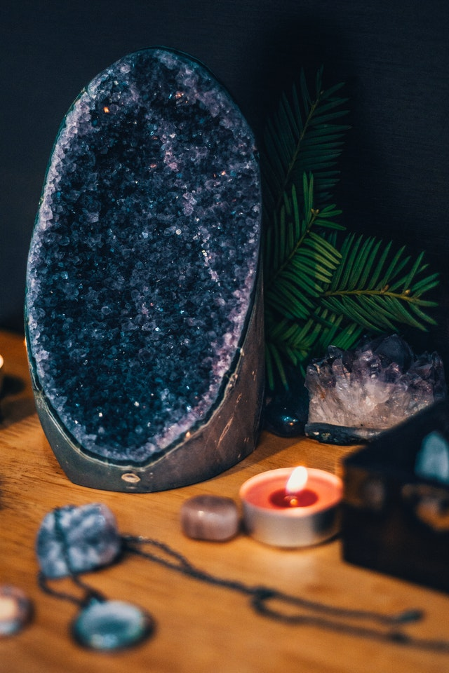 pexels alina vilchenko 3610682 1 - Energize your Life with Crystals