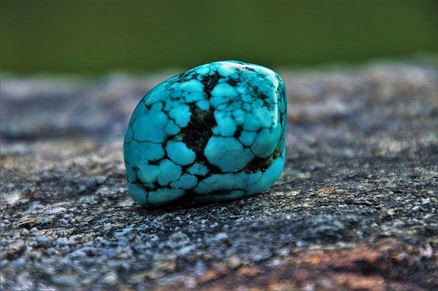 Turquoise - Why You Should Spend More Time with Crystals If You Want More Positivity