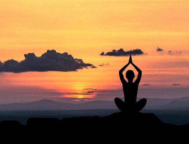 Yoga at sunrise - Why We Love Black Tourmaline