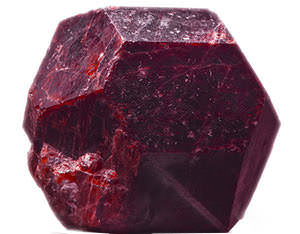 origin garnet gemstone jewelry - A Guide To Using Crystals For Clearing Your Path