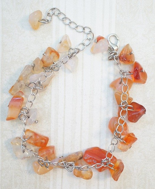 Carnelian - A Beginners Guide To Using Crystals To Beat Stress
